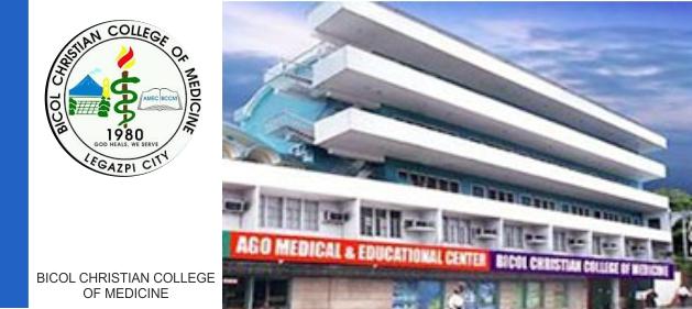 BICOL CHRISTIAN COLLEGE OF MEDICINE-PHILIPPINES